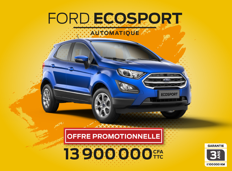 Ford Ecosport Automatique